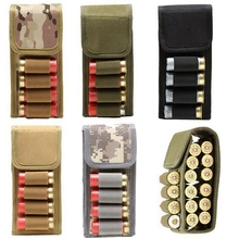 Belt Magazine-Pouch Molle Military 12G Tactical Package Bullet-Bags Carry Round Hunting