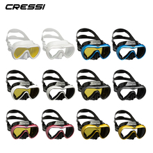Diving-Mask Cressi Anti-Fog for Men Women New-Arrival A1 Silicone