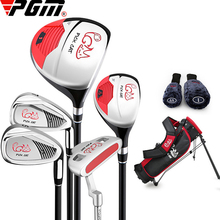 Putter Headcover Iron Golf-Training-Set Golf-Club Full-Set Wood Kids Swing Girl Bag Beginner's