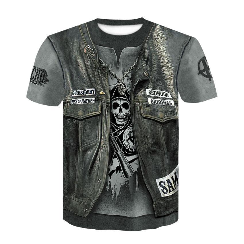 AE173-T恤短袖模版-前