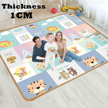 Carpet Play-Mat Baby Crawling Thick XPE Children's Rug 1cm for Environmentally-Friendly