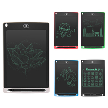 8.5 inch/12 inch Kids Adult Digital LCD Writing Tablet Ultra-Thin Drawing Painting Pads Board with Touch Screen Pen