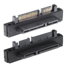 Connector Converter Sata-Adapter SSD Extension Serial-Ata Male-To-Female 90-Degree