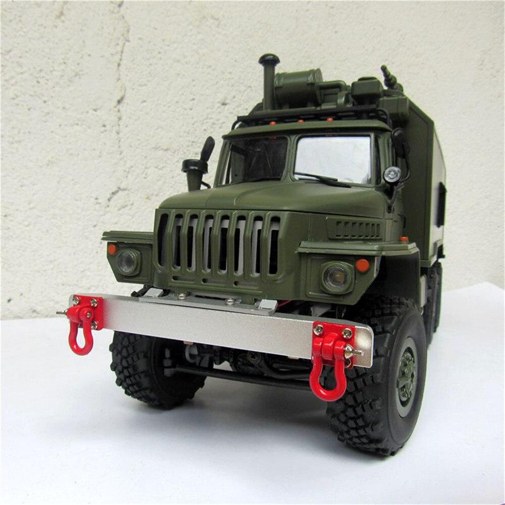 6WD Army Trucks RC Metall OP Beschläge Für WPL B14 B24 MN90 MN91 1//16 4WD