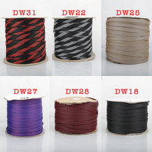 Sleeve-Tube Braided Cable Suspension Audio Knit Cotton F 5m Rayon Mesh Hifi-Shield Screen-Woven