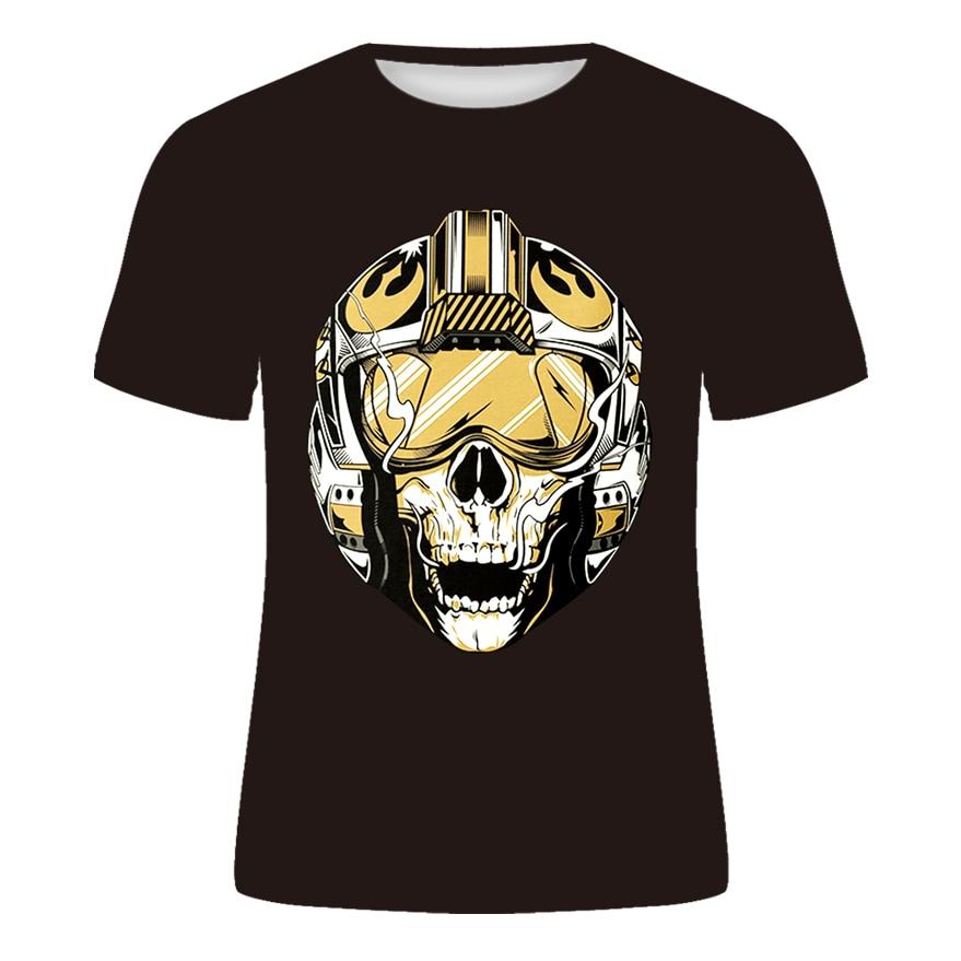 DE058-T恤短袖模版-前