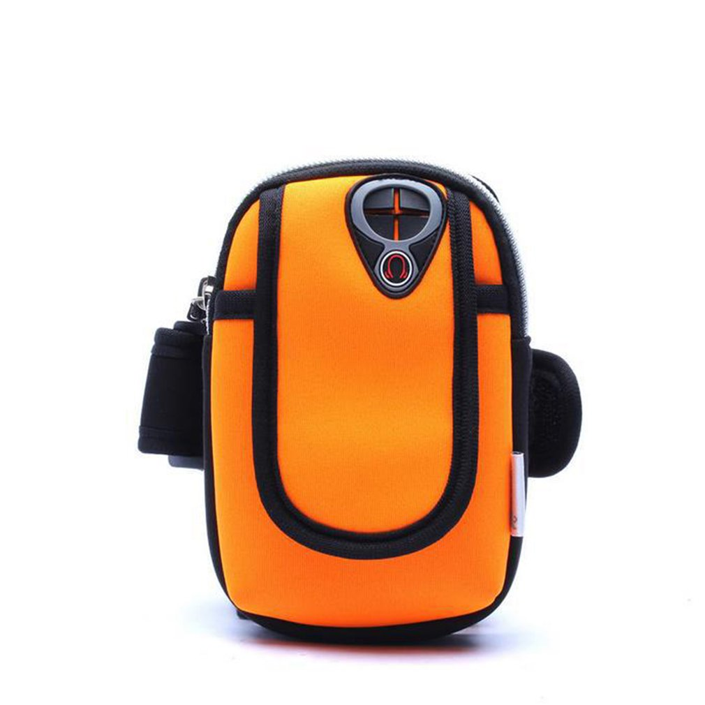 Pouch Armband-Holder Mobile-Phone Outdoor Waterproof for Hot Running-Case On-Hand Sport title=