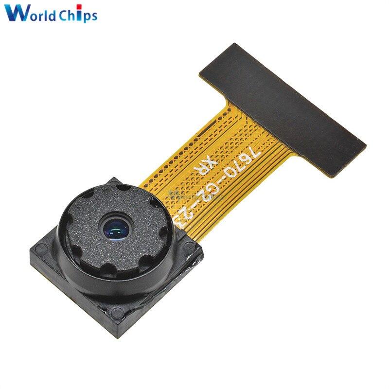 24 pin Socket 2.5V-3.0V 0.3 Mega Pixel lens 640 x 480 CMOS Camera Module OV7670