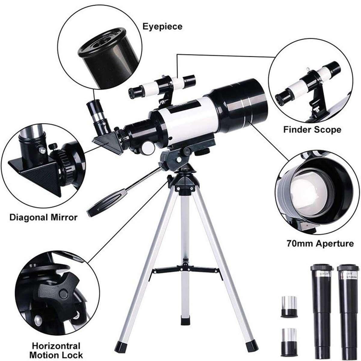 telescope for beginners & Adult