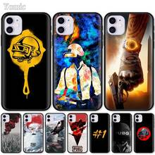 Soft-Case Phone-Bags-Cover Apple iPhone Pubg Black for 7 11 Pro XR 6-x-xs/Max/6s/.. TPU