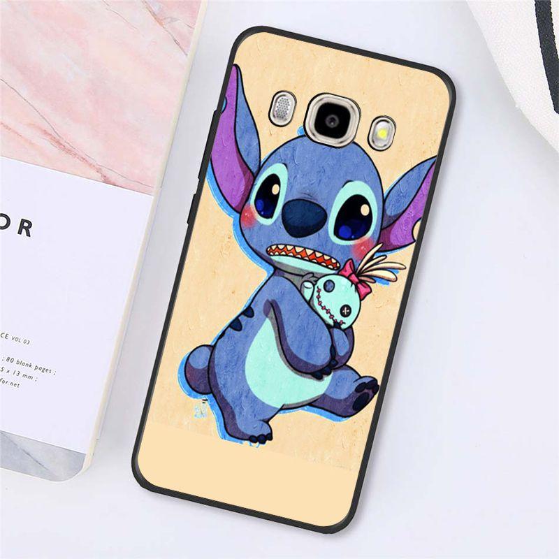 cute cartoon Lilo & Stitch