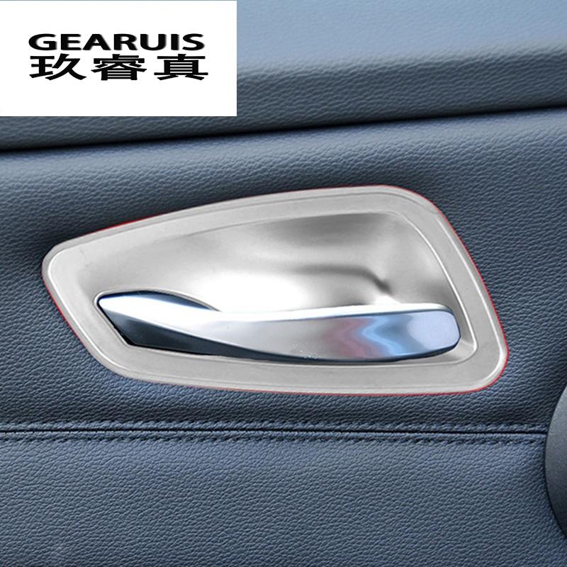 Automobile 51417230849 c/ôt/é Gauche Voiture poign/ée de Porte de Voiture de Remplacement Accessoire pour BMW S/érie 3 E90 2005-2012