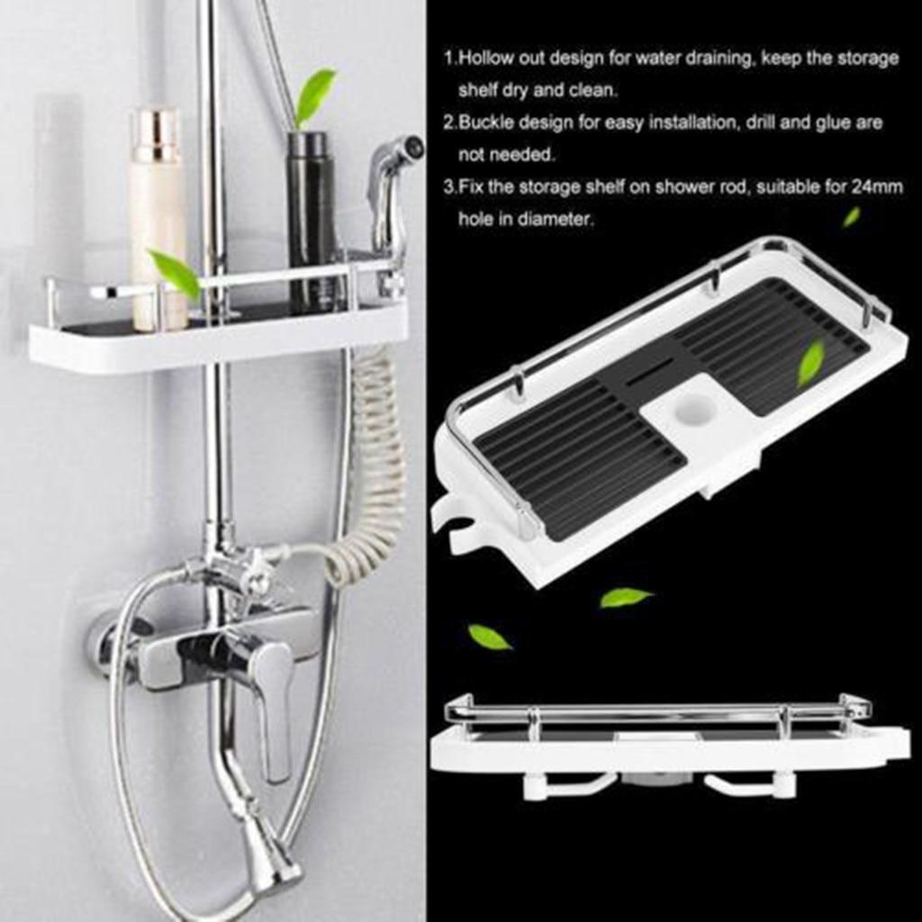Shower Storage Rack Holder, iBuyXi.com, Bathroom accessories, Household, shampoo holder, soap holder,