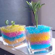 Hydrogel Crystal Pearl-Gel-Ball Party-Decor Soil-Water-Beads Magic-Jelly Grow Mud Home