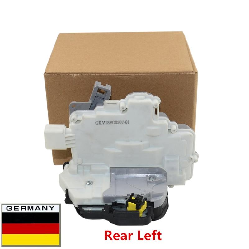 Serrure de Porte Centrale Verrouillage Pour Audi a3 a4 a6 a8 r8 SEAT EXEO Avant gauche