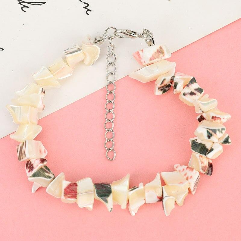 Trendy Seashell Bracelets Women Bohemia Beach Bracelet Lady Jewelry