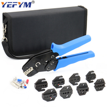 Package Electrical-Clamp-Tools Sn-48bs-Kit Crimping-Pliers YEFYM 2510/tube/Insulation-terminals