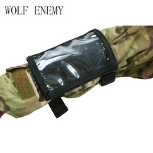 Pouch Pack Pockets Tactical-Bag Airsoft Climbing-Bags Travel Multifunction Riding Arm-Map