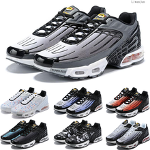 Designer Sneakers TN Running-Shoes Mens Trainers Black White Women Arrival-Plus Air-Cushion-Off