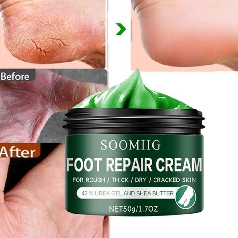 INTENSIVE MOISTURIZING CREAM FOR DRY, CRACKED, ROUGH AND BUMPY SKIN