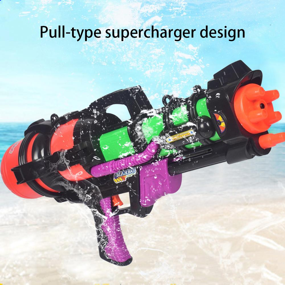 Machine - High Pressure Large Capacity Water Gun Toy; Play Gifts For Boys Girls Adults