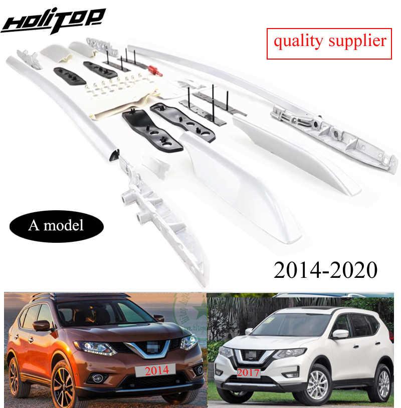 For 2014-2017 2018 2019 Nissan Rogue Roof Rack Cross Bar Carrier Top