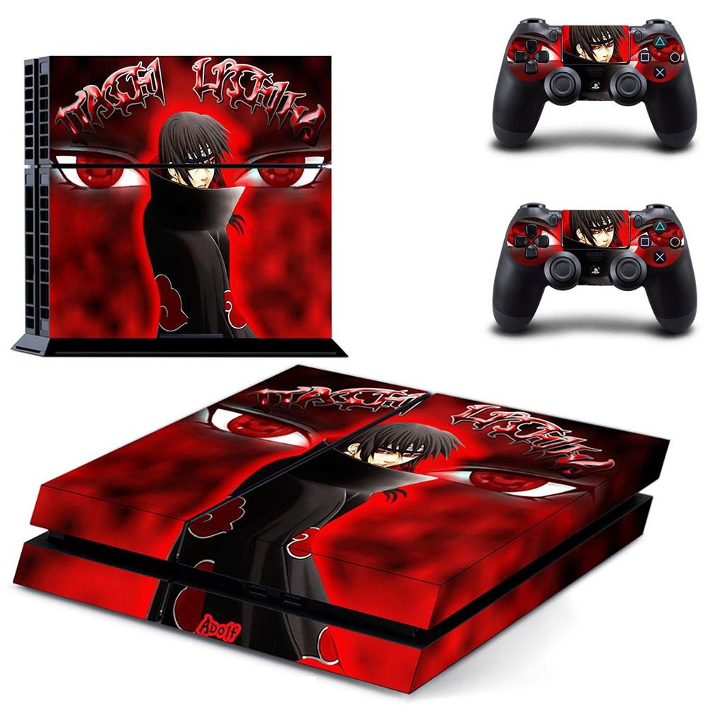 Sticker PS4 Skin Decal Playstation4 Console Vinyl 2-Controller for And title=