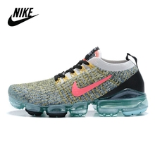 Sneakers Running-Shoes White Green Air Vapormax Women's Original Nike AJ6900-104 CT1270-003