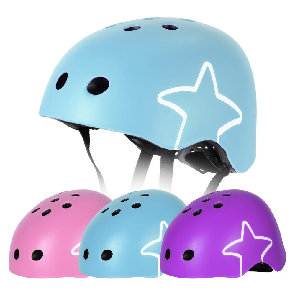 Kids Helmet Bicycle-Casco Cycling Girls Children's Protective-Gear Ultralight Ciclismo-Cap title=