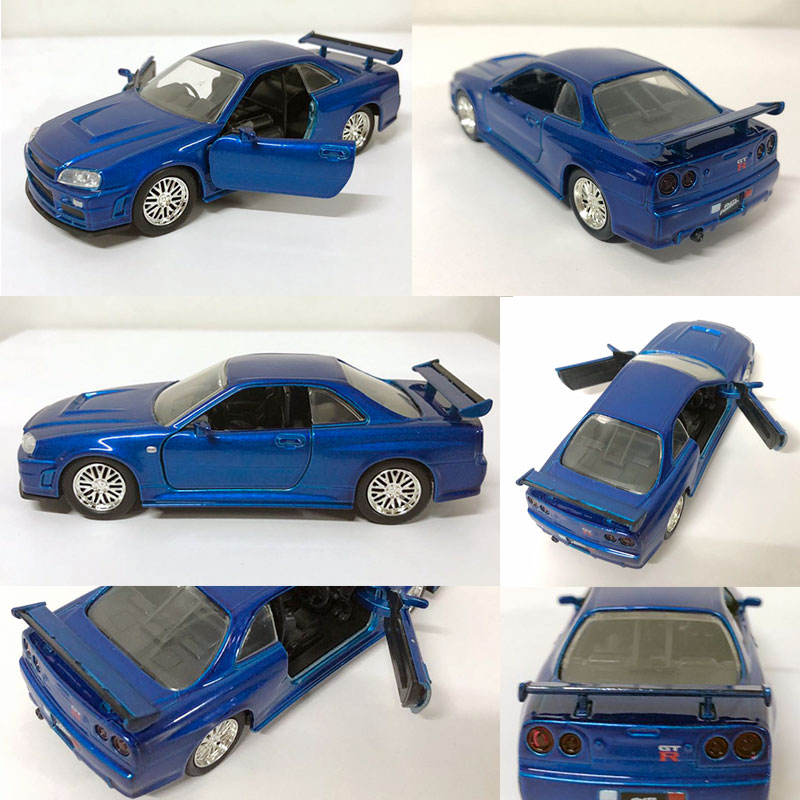 Nissan Skyline GT R (R34) (4)