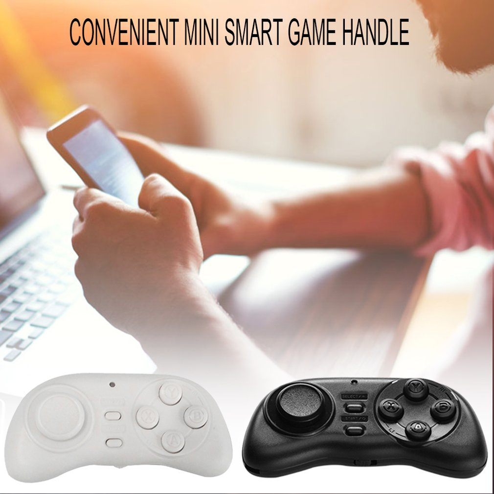 PL-608 Game Handle Vr Remote Wireless Handle Mini Decompression Toys Games Controller For Pc/Smart Tv/Ios/Android Joystick