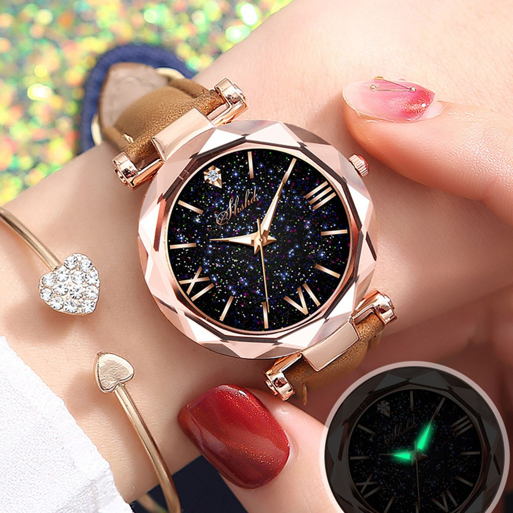 Bracelet Watch Y1 Magnetic Fashion Ladies Luxury Relogio Sky Starry Feminino Mujer title=