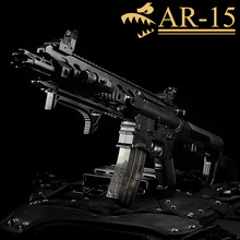 Toy-Gun Ar15-Toy Safe Rifle Shooting Game Children's CS Christmas-Party-Gift Funny
