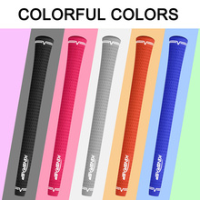 Rubber-Grip Golf-Irons-Grips Ladies Shock-Absorbing Anti-Skid MJ Micro-Texture Universal