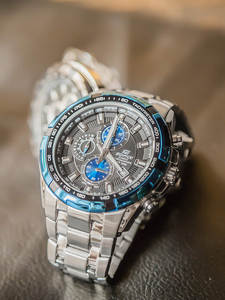 Casio Watch Chronogr...