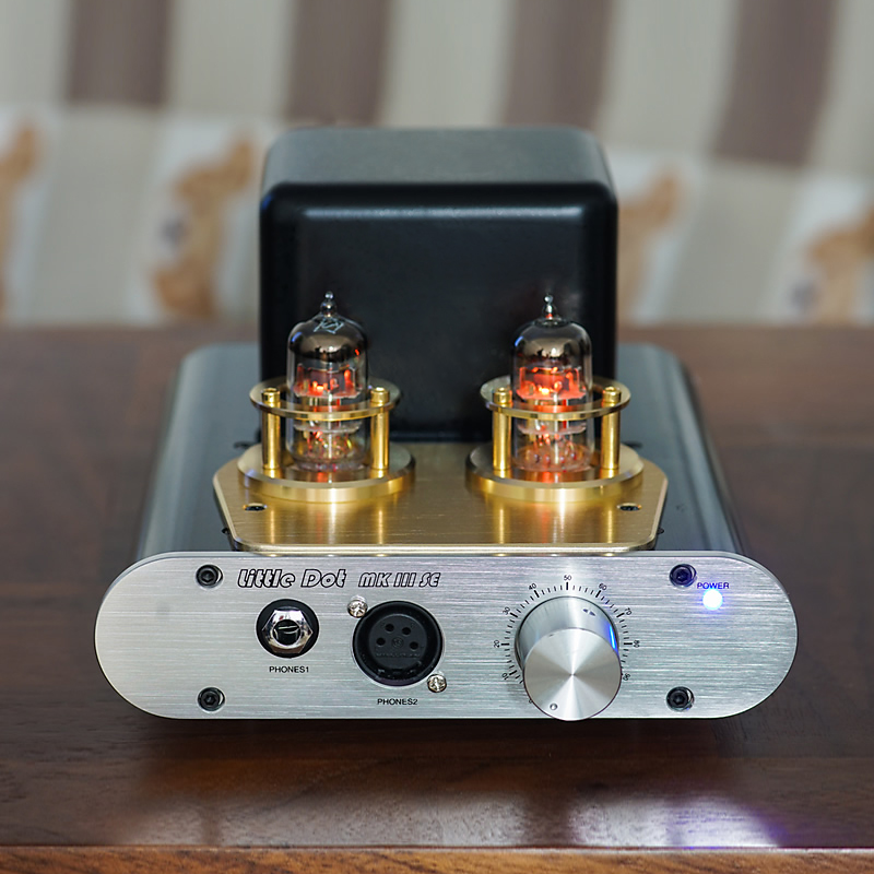 Little-Dot-MK3-SE-Fully-Balanced-Headphone-Amplifier-S-N-Ratio-95dB-Frequency-Response-5Hz-100KHz