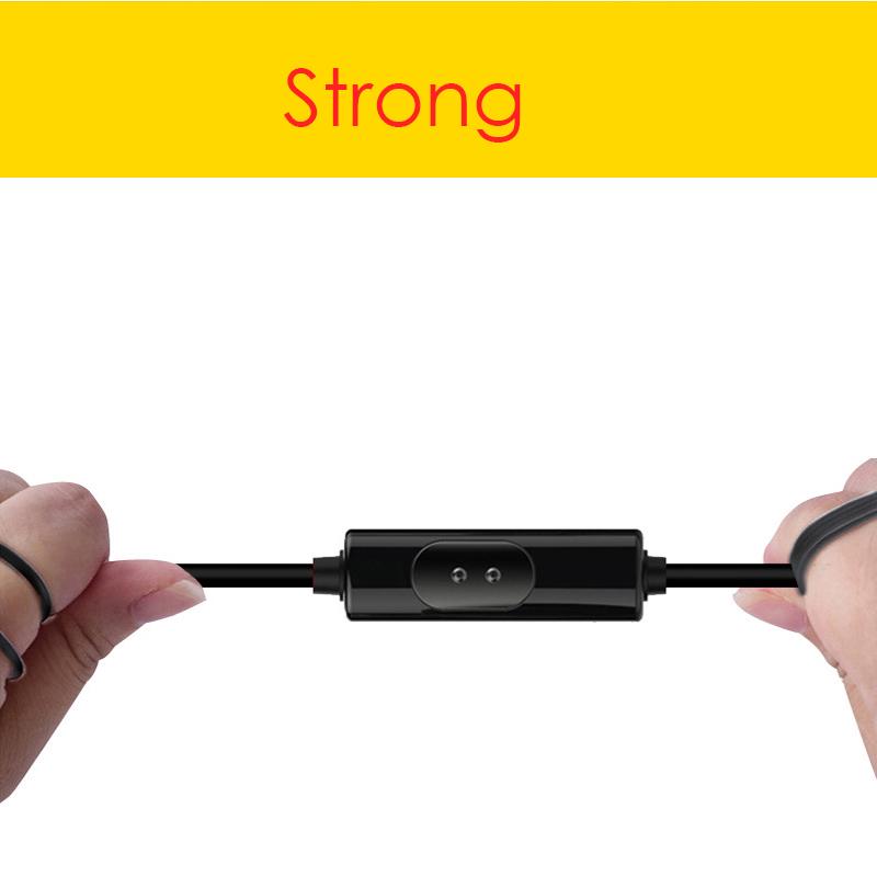 Earphone Metal Heavy Bass Music Earpiece For Samsung Galaxy S9 Plus S8 S7 Edge S6 Active S5 S4 Mini S3 S2 S Headphone Case Mic (26)