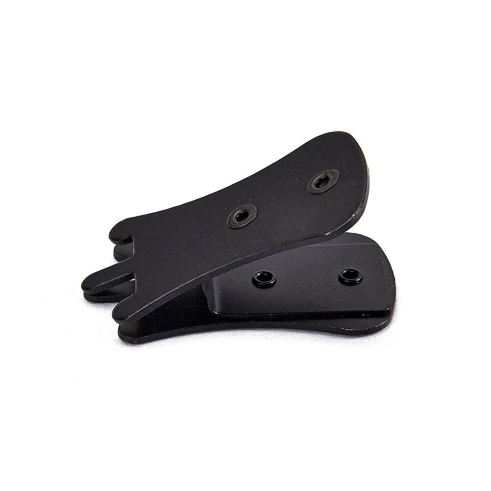 SUPVOX Erhu mute fiddle mute silencer professional erhu fittings erhu sourdine tools Black