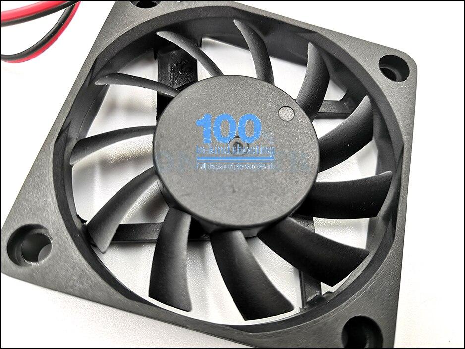 6010 Brushless Fan DC 5V 12V 24V 60X60X10mm Computer PC CPU Case Cooling Fan 6cm 60mm USB 2PIN 3PIN Cooler Fans  free shipping 7