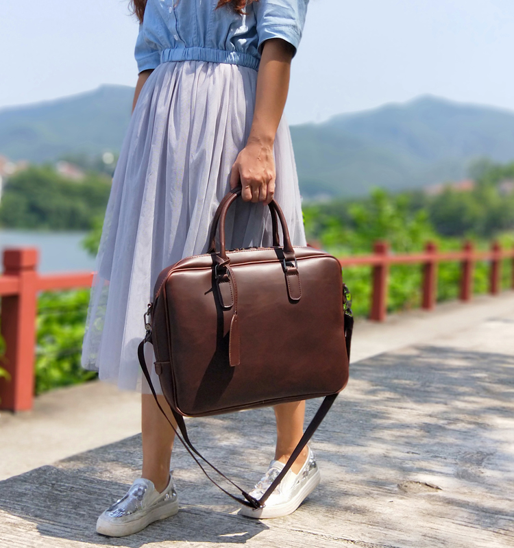 women leather briefcase  (4)