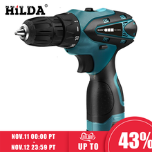 HILDA Mini Drill Power-Tools Lithium-Battery