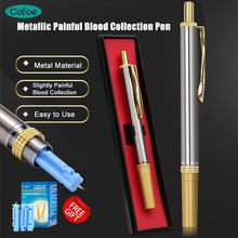 Lancing-Pen Sterile Blood-Glucose Cofoe Diabetes Cupping-Therapy/diabetic-Testing