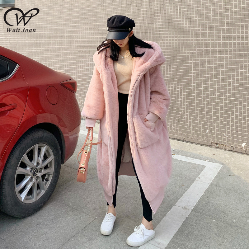 Womens golilla Slim Woolen Parka Coat Lapel Thicken Wrap Great coat Overcoat new