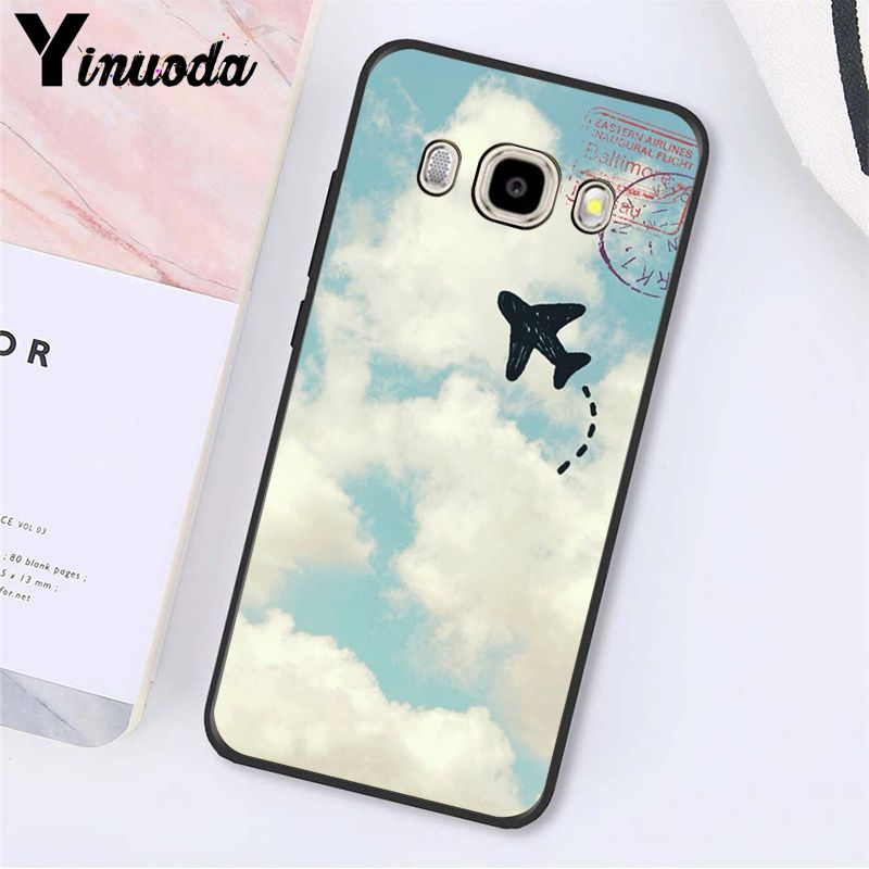 Aircraft Airplane fly travel cloud Plane