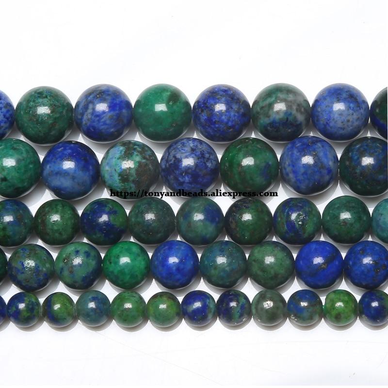 """Nouveau 5-12 mm Naturel Grenat Perles Rondes Gemme Collier Strand 17/"""""""