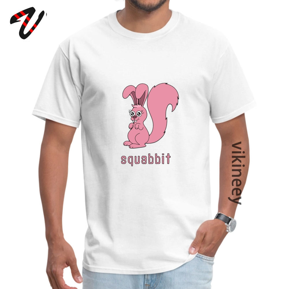 Bricklberry Squabbit Cotton Fabric T Shirt for Men Classic T-shirts Summer Slim Fit Crew Neck Top T-shirts Short Sleeve Bricklberry Squabbit 14185 white
