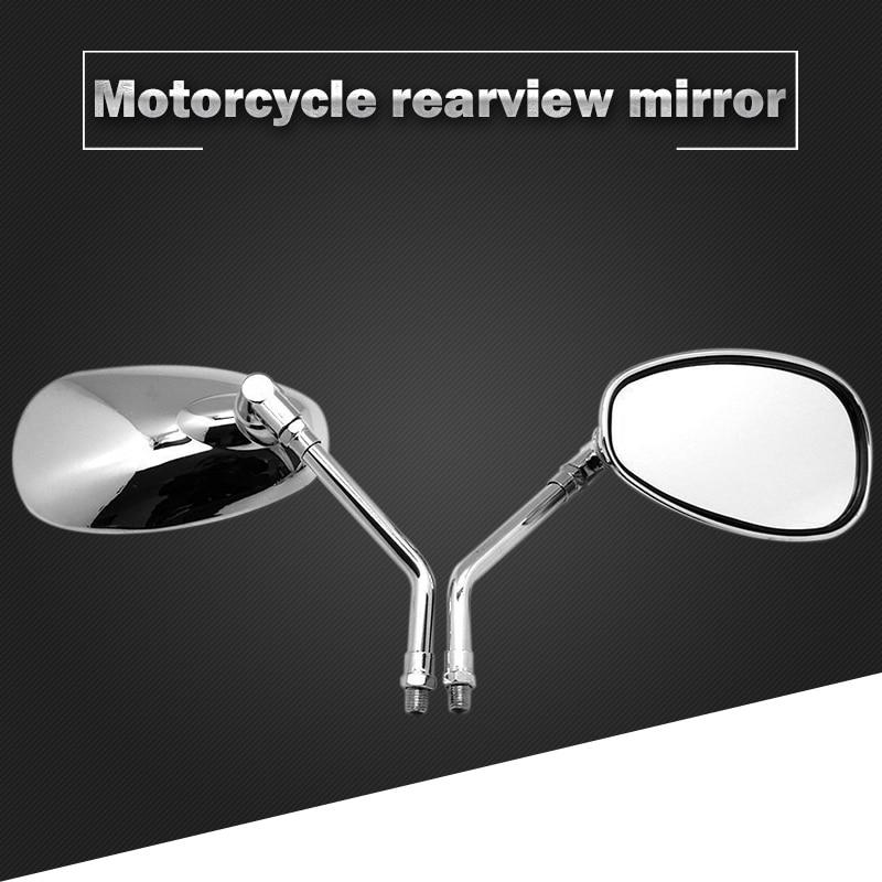 Blade Rearview Mirrors Fit Honda Shadow Spirit Ace VT750 VT1100 VT600//VTX 1300 C