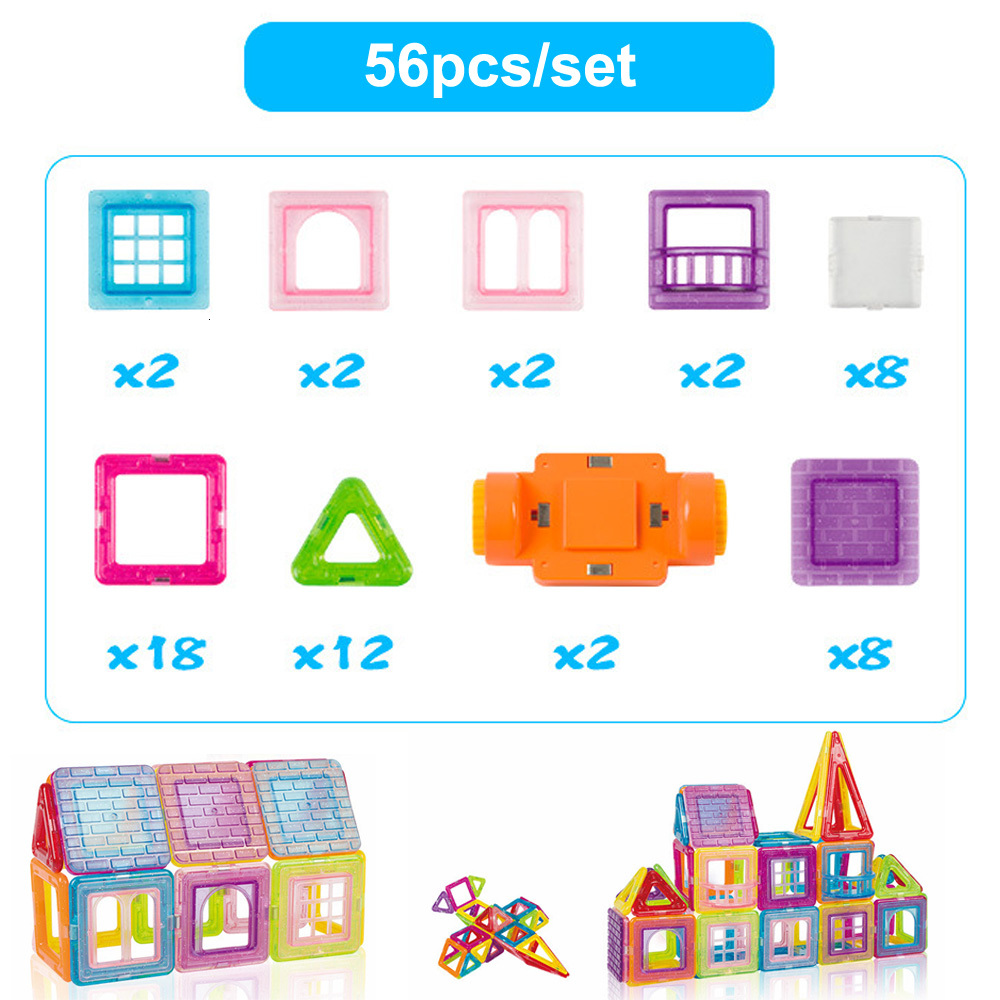 56pcs