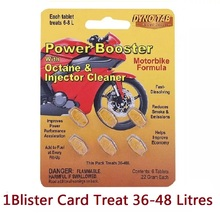 Injector Cleaner Fuel-Economy-Saver Power-Booster Motorbike Dyno-Tab Plus for