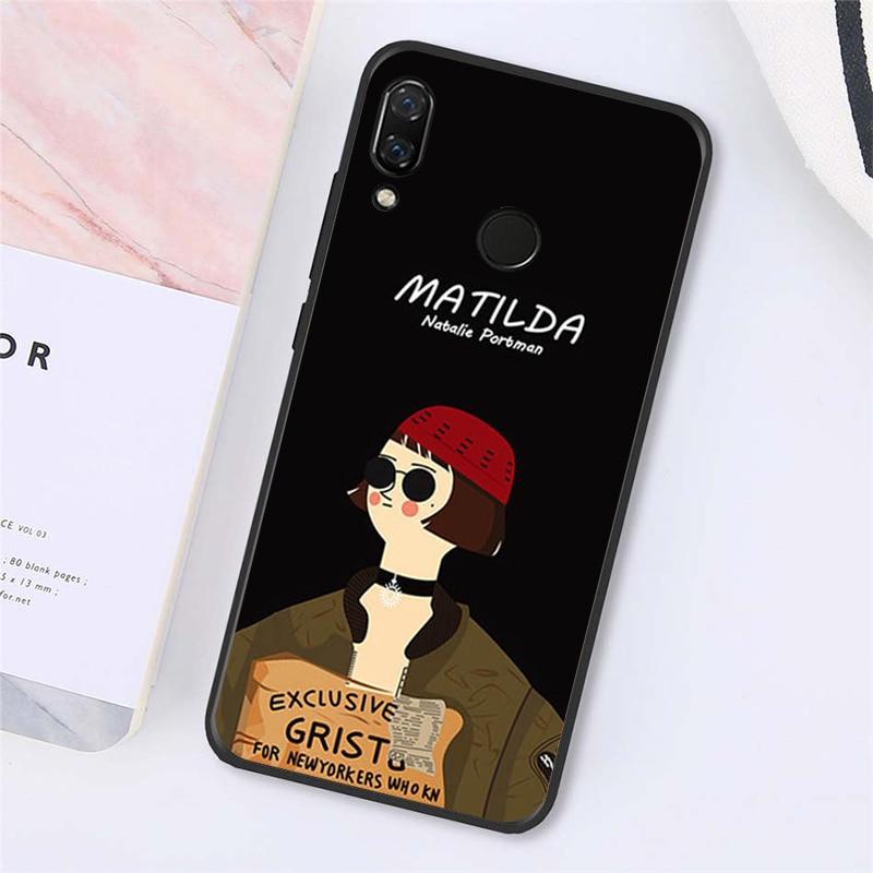 Leon Matilda Natalie Portman Movie Poster